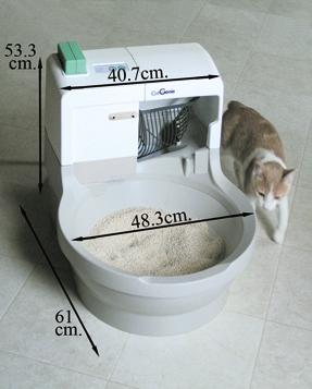 Супер туалет для кота